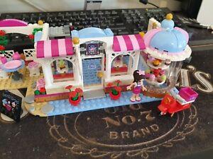 Lego Friends Heartlake Cupcake Cafe. City Town Legoland
