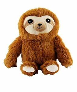 Dark Brown Sloth Plush Soft Toy