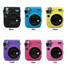Camera Soft Silicone Protector Skin Case for FUJIFILM instax Mini 70 Mini70