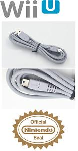 Original Nintendo USB Charger Cable for Nintendo Wii U Classic Controller Pro