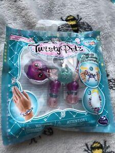 B87 Twisty Petz Girls Toy Bracelet And Figure Toy Animal Sloth Series 3