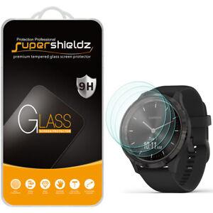3X Supershieldz for Garmin Vivomove 3 Tempered Glass Screen Protector