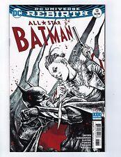 ALL STAR BATMAN # 13 Fiumara Variant Cover DC NM