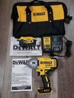 """Dewalt 20V MAX XR 1/2"""" High Torque Impact Wrench + 5.0 Battery + Charger DCF899H"""