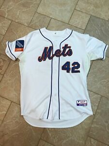 Mets JRD game issued road jersey 2009 (not game used)