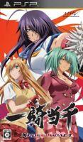 USED PSP Ikki Tousen: Xross Impact Japan Import game 159