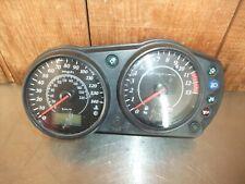 Kawasaki ER6f A7 650 2007 06 08 Clocks Instruments Panel GWO #150