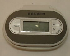 Belkin TuneCast II White FM Transmitter iPod iPhone MP3 Player F8V3080