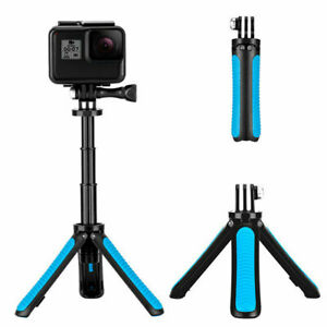 TELESIN Mini Hand Held Selfie Stick Tripod For GoPro MAX Hero 9 8 7 6Osmo Action