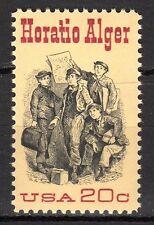USA - 1982 Horatio Alger (Writer) / Book cover - Mi. 1589 MNH