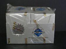1996-97 LEAF NHL HOCKEY Original Factory Sealed HOBBY Trading CARD BOX LIMITED