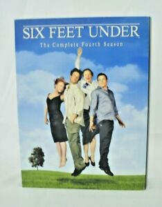 HBO Video - Six Feet Under - The Complete Fourth Season (DVD, 2003, 5-Disc Set)