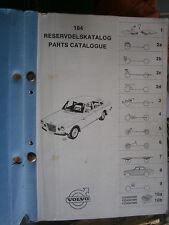 Volvo 164 : Catalogue pièces détachées