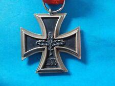 WW2 German iron cross 1957/1939