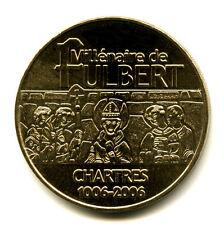 28 CHARTRES Millénaire de Fulbert, 2006, Monnaie de Paris