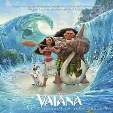 Vaiana  Original Soundtrack (Deutsche Version)   CD  NEU & OVP
