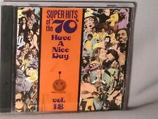 CD Vol 18 SUPER HITS OF THE 70'S Have A Nice Day (GARY WRIGHT) NEW MINT SEALED