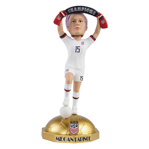 Megan Rapinoe USA Women's Soccer 2019 World Cup Champions Bobblehead