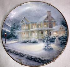 1993 Thomas Kinkade Winter Memories Second Issue #11864A