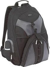 Targus TSB007US 15.4-inch Laptop Backpack - Black/Grey
