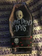 Mezco Toys Living Dead Dolls Tragedy Hot Topic Exclusive 99972 Open Box Display