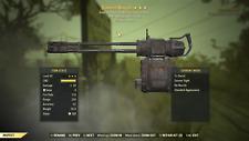Fallout 76 (PC) 3* Bloodied +10%more DMG. +15% Faster Reload   Minigun