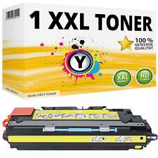 XXL TONER für HP Q2682A 311A  Gelb Color LaserJet 3700 3700DN 3700DTN 3700N