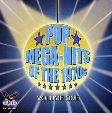 FREE US SHIP. on ANY 3+ CDs! NEW CD Various Artists: Pop Mega Hits of the 1970's