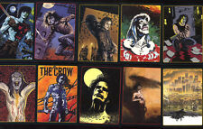 THE CROW: CITY OF ANGELS - Legends of the Crow Ten Card Chase Set
