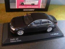 1/43 Minichamps Audi A4 2011 braun-metallic 410 011000