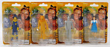 "The Wizard of Oz Lot of 4 Figures 3"" 2005 Yellow Brick Road Series New on Cards!"