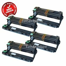 4pk New DR221CL DR221 Drum Unit for Brother HL-3140CW HL-3170CDW MFC-9340CDW
