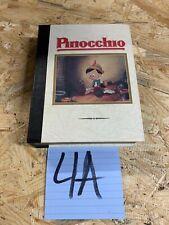 Walt Disney Classic Limited Edition Series Ii Collector Watch Pinocchio Unworn