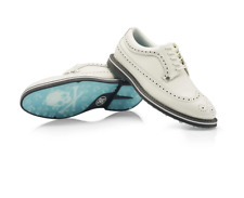 NEW G/FORE MEN'S LONGWING GALLIVANTER in SNOW/CHARCOAL