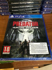 🔥 Predator: Hunting Grounds (PS4) PlayStation 4 - New! Sealed! Euro Imported 👍