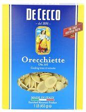 New listing De Cecco Orecchiette Pasta, 16 Oz Boxes (Pack of 8)