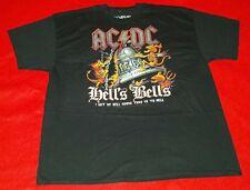 "Men's AC/DC ""Hells Bells"" Size Large SS Tee Shirt FREE SHIPPING!!!"