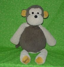 "SCENTSY Buddy Mollie the Monkey Retired 15"" Plush Cream Brown Stuffed Animal"