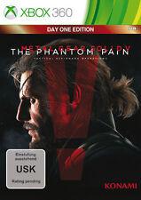 Microsoft XBOX 360 Spiel * Metal Gear Solid V 5 The Phantom Pain **NEU*NEW*18*55