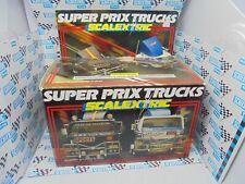 "Scalextric C387 Truckstar  ""RMS""  #4 Exc/B ( original chrome )"