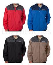 Columbia Sportswear Men's S-3XL WATERPROOF Mountaineering Packable Rain Jacket