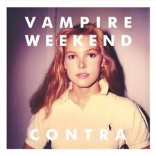 VAMPIRE WEEKEND CONTRA 2010 CD INDIE POP ALTERNATIVE ROCK BRAND NEW