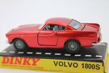 DINKY TOYS 116  * VOLVO 1800 S COUPE * OVP * 1966