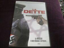 """DVD """"LA DETTE (le Mossad a une mission à terminer)"""" de Assaf BERNSTEIN"""