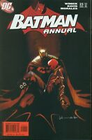 Batman Annual # 25 NEAR MINT 2006 JASON TODD ORIGIN OF THE RED HOOD  ITEM: 16939