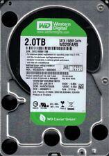 WD20EARS-00S0XB0 DCM: HARCNT2AAB WCC1H Western Digital 2TB