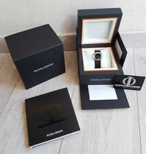 MONTRE FEMME BAUME & MERCIER VICE VERSA ! SERTIE DE DIAMANTS - FULL SET