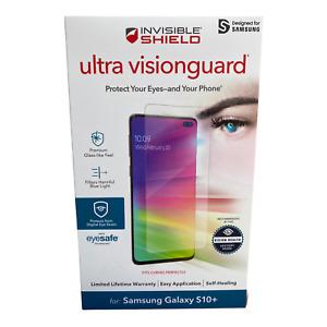 Galaxy S10+ Plus Screen Protector Premium Case Friendly – Zagg Invisible Shield