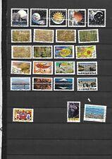 N°455- Beau lot 24 timbres France  NOUVEAUTES 2017-oblitérés -très bon état