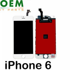 "For iPhone 6 4.7"" LCD Display Touch Screen Digitizer Genuine Assembly White New"